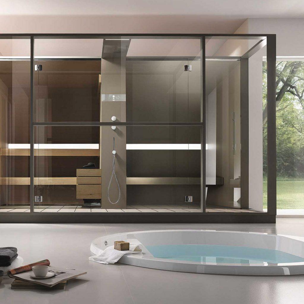 saune combinate